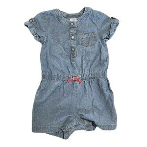 Carters Baby Girl 12 Months One Piece Romper
